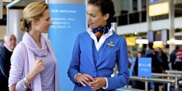 KLM grondpersoneel