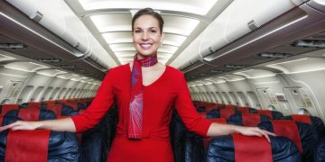 hostess brussels airlines