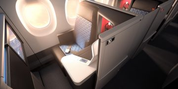 Delta Nieuwe Business Class