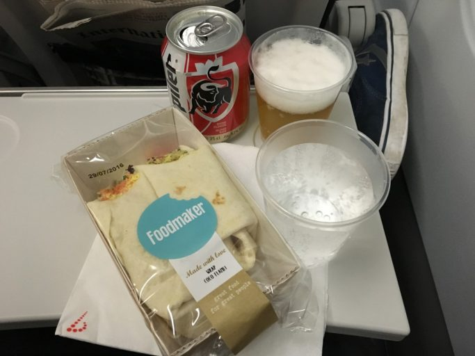 brussels airlines the foodmaker catering