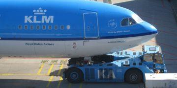 stipheidsactie grondpersoneel KLM
