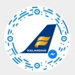 Icelandair Facebook Messenger Code