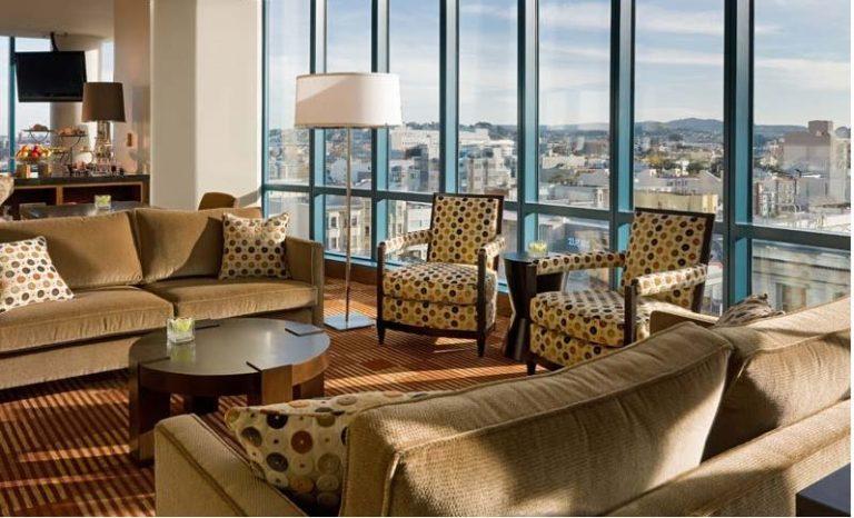 Intercontinental San Francisco, een verblijf waar ik naar uitzie!