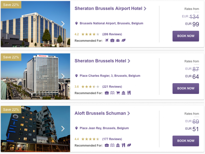 SPG Hot Escapes week 31