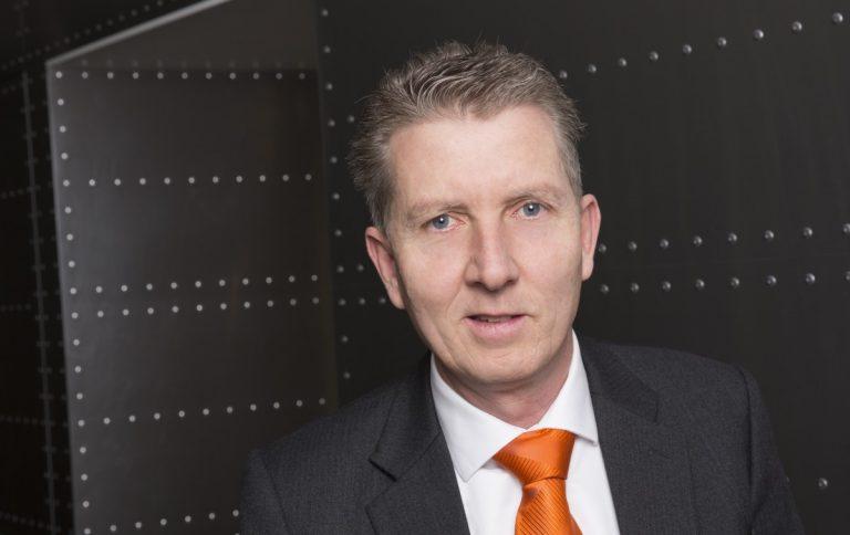 VNV-voorzitter Steven Verhagen