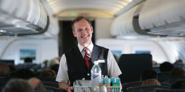 cateringwijzingen british airways