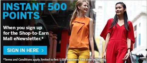 500 Gratis HHonors Punten