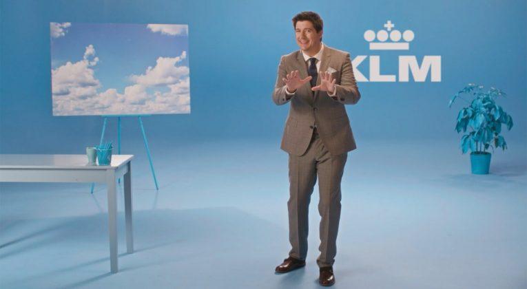 KLM Campagne
