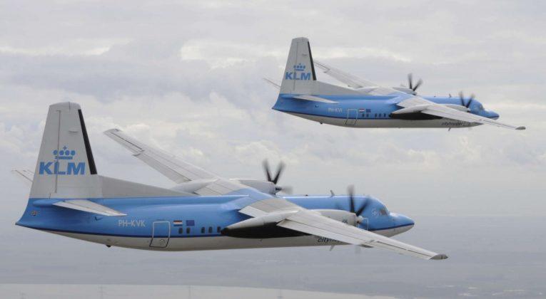 klm 50 jaar KLM Cityhopper 50 jaar!   InsideFlyer NL klm 50 jaar