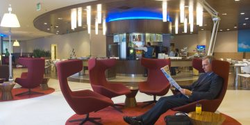 Lounge Toegang American Express Flying Blue