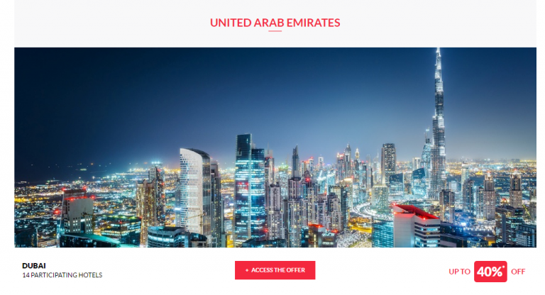 Accor Exclusieve Sale UAE