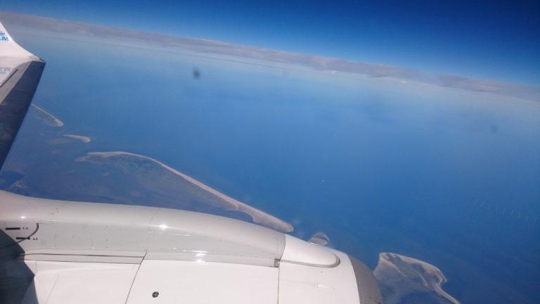 KLM Embraer 190 Waddeneilanden