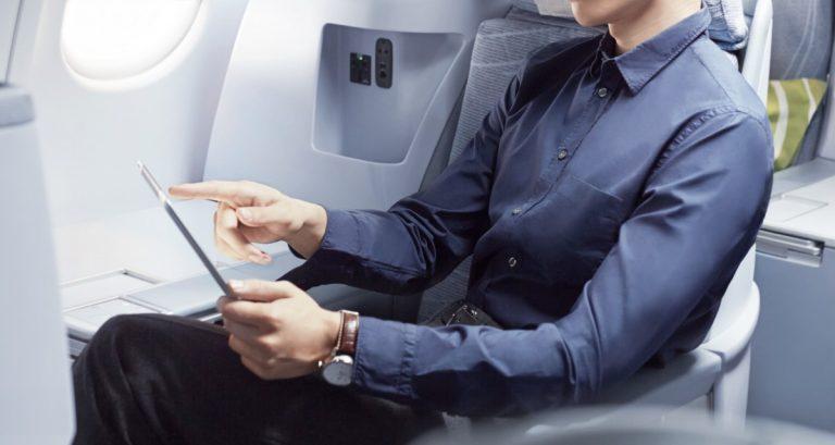 Finnair wifi