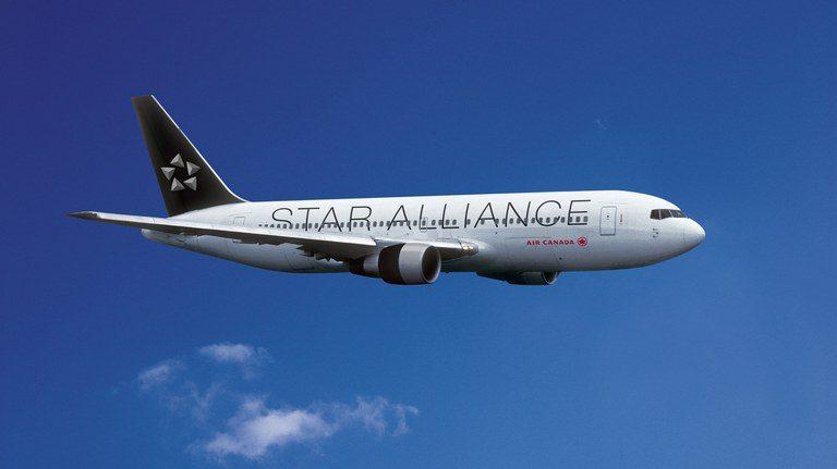 Star Alliance Air Canada