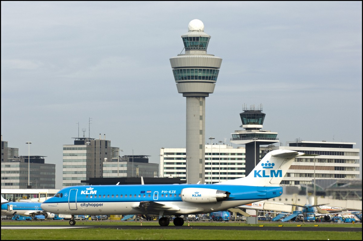 Schiphol Bouwt Tijdelijke Vertrekhal Voor Schengen