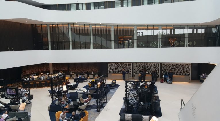 Hilton Hotel Amsterdam Schiphol Review