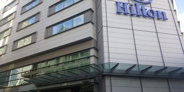 Hilton Canary Wharf in Londen heeft haar zaken op orde