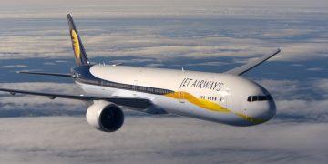 Jet Airways 777
