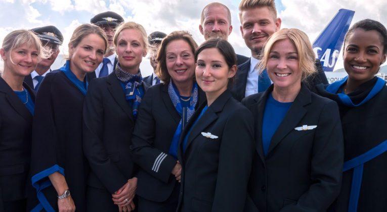 Nieuwe uniformen SAS