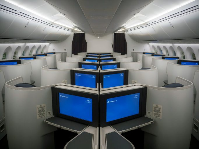 Aeromexico 787-9 Dreamliner Business Class