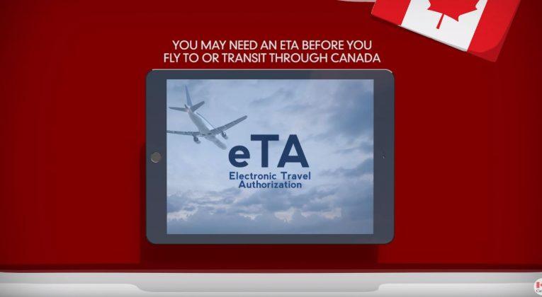 Canada eTA Visum