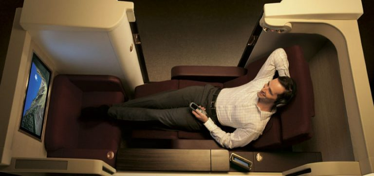 Jet Airways 777 First Class