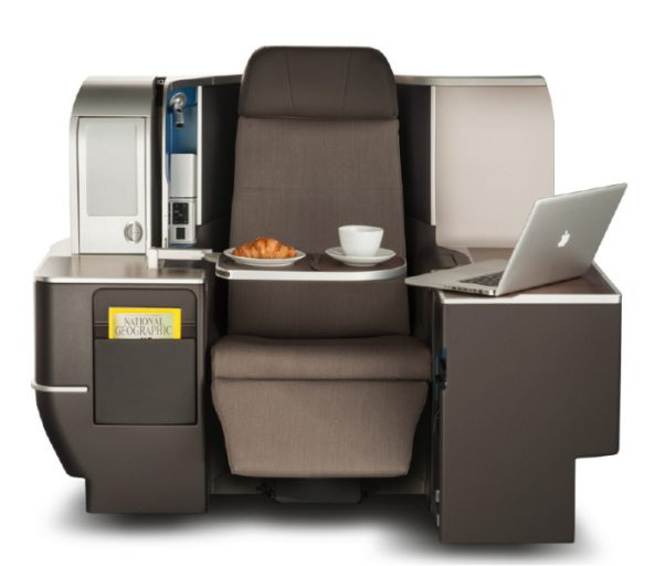 TAP Portugal nieuwe business class
