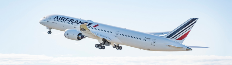 Boeing 787 Dreamliner van Air France (Bron: Air France)