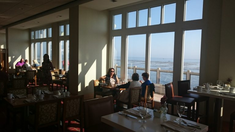 Intercontinental Monterey Ontbijt
