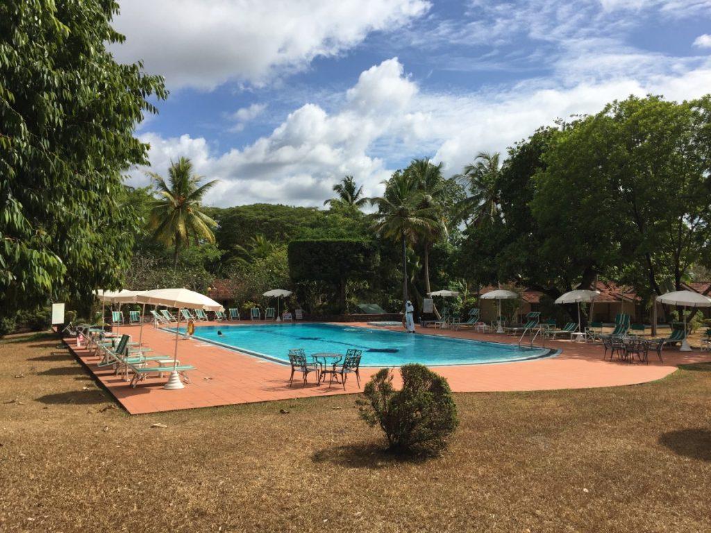 Tamarind Tree Bungalows - zwembad