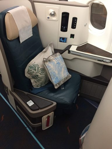 SriLankan Airbus A330-300 business class
