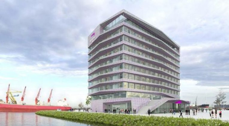 Moxy Hotel Amsterdam