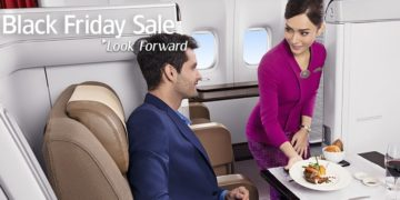 Garuda Indonesia Business class deal