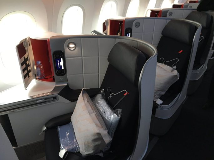 Air France 787 Dreamliner Business