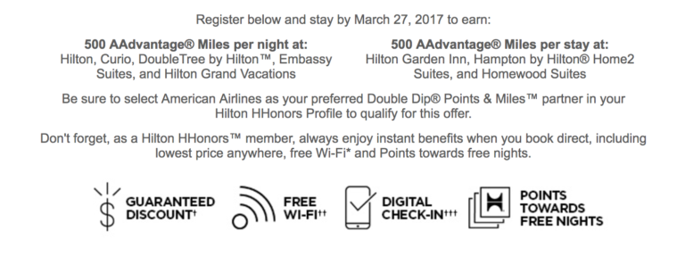 hilton american airlines