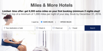 miles & more hotels