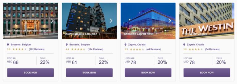 Zagreb  Gunstige Hotels
