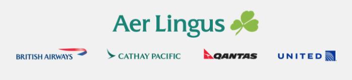 Partners Aer Lingus AerClub