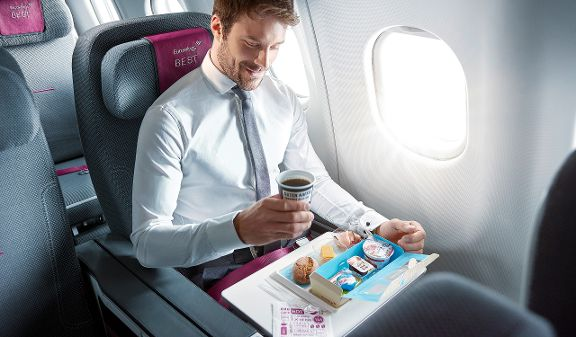 brussels airlines naar Eurowings