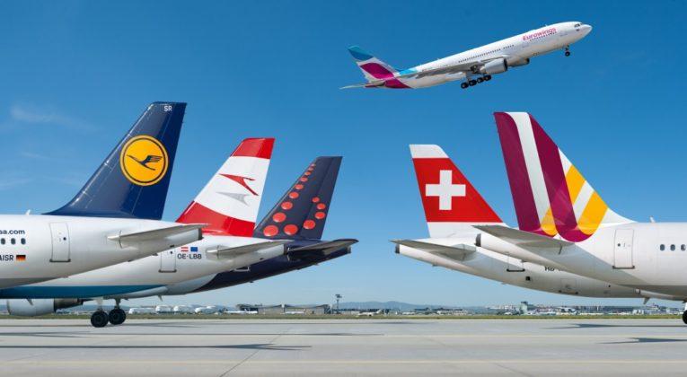 brussels airlines naar eurowings