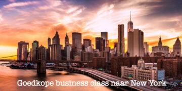 goedkope business class