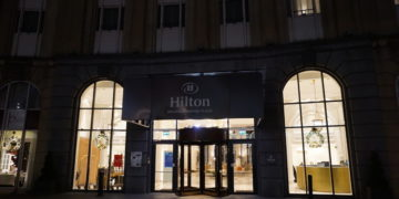 hilton brussel grand place
