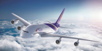 Thai Airways Airbus 350