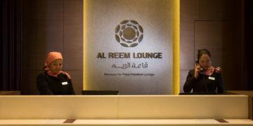 Al Reem lounge Abu Dhabi
