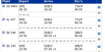 check flight availability