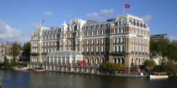 Amstel Hotel Club kamers
