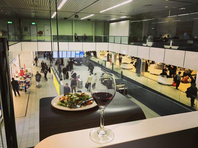 Aspire Lounge 26 Schiphol