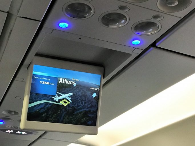 Review Aegean Airlines