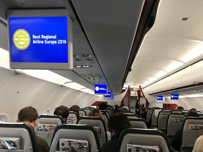 Aegean Airlines review