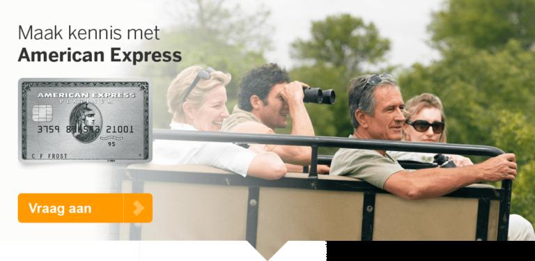 American Express Platinum Kaart Plaza Premium Lounges